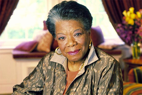 Maya Angelou is a Phenomenal Survivor!