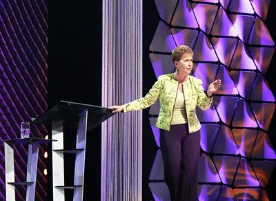 Joyce Meyer is Very Transparent About Child Sexual Abuse
