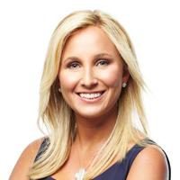 Lauren Book, Survivor, on the Katie CouricShow
